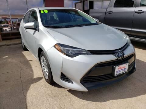 2019 Toyota Corolla for sale at Ohana Motors in Lihue HI
