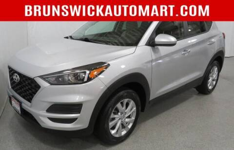 2019 Hyundai Tucson for sale at Brunswick Auto Mart in Brunswick OH