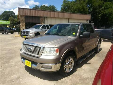 2004 Ford F-150 for sale at TR Motors in Opelika AL