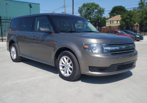 2014 Ford Flex for sale at NUMBER 1 CAR COMPANY in Detroit MI