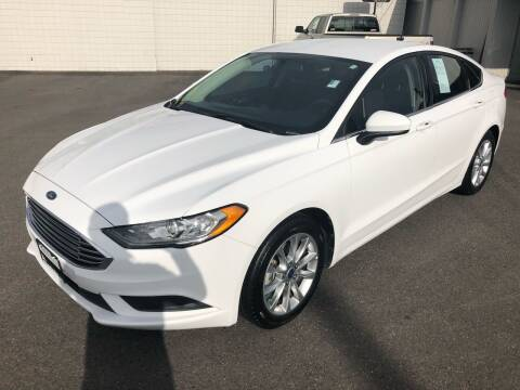 2017 Ford Fusion for sale at Vista Auto Sales in Lakewood WA
