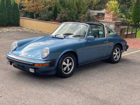 1976 Porsche 911 for sale at Milford Automall Sales and Service in Bellingham MA