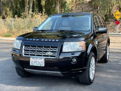 2009 Land Rover LR2 for sale at ZaZa Motors in San Leandro CA