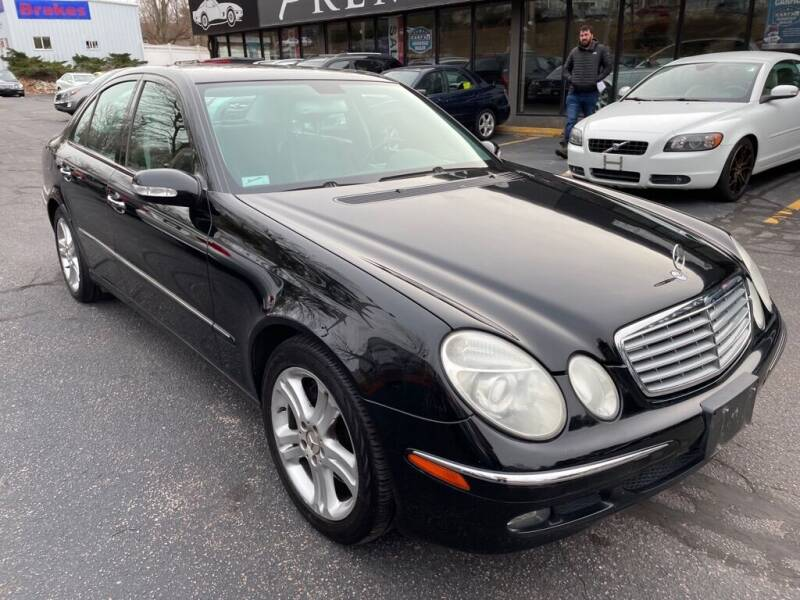 2005 Mercedes-Benz E-Class for sale at Premier Automart in Milford MA