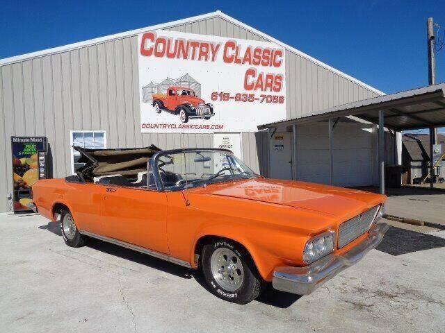 1963 Chrysler Newport for sale in Staunton, IL