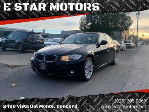 2011 BMW 3 Series for sale at E STAR MOTORS in Concord CA