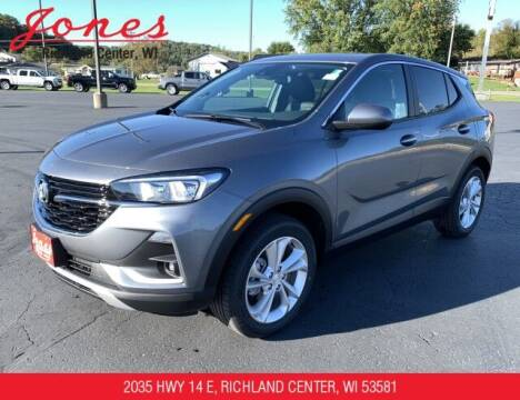 2022 Buick Encore GX for sale at Jones Chevrolet Buick Cadillac in Richland Center WI
