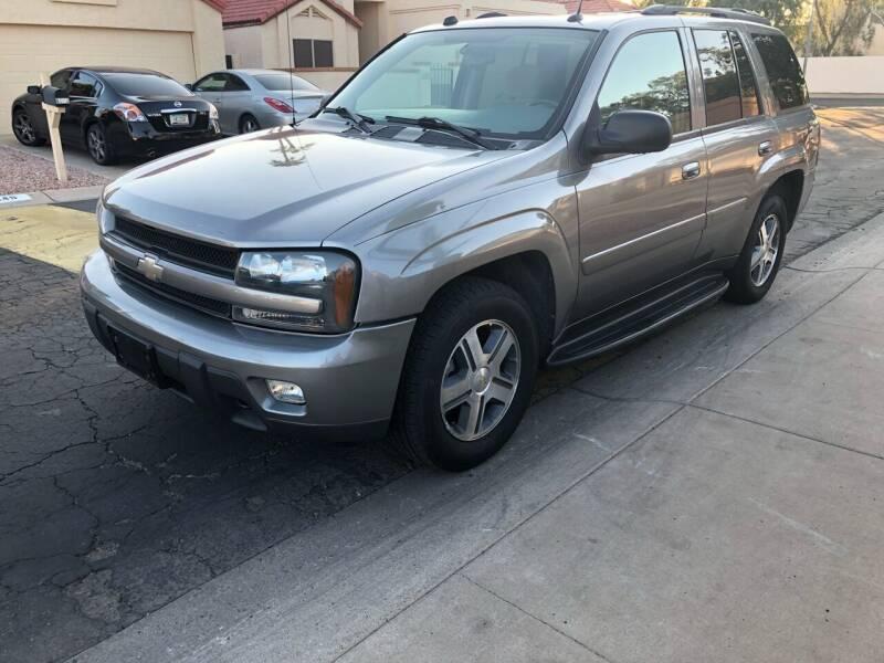 2005 Chevrolet TrailBlazer for sale at EV Auto Sales LLC in Sun City AZ
