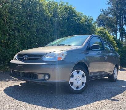 2003 Toyota ECHO for sale at Omar's Auto Sales in Martinez GA
