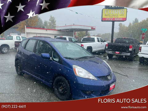 2010 Honda Fit for sale at FLORIS AUTO SALES in Anchorage AK