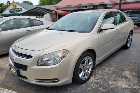 2009 Chevrolet Malibu for sale at Fletcher Auto Sales in Augusta GA