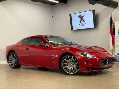 2012 Maserati GranTurismo for sale at TX Auto Group in Houston TX