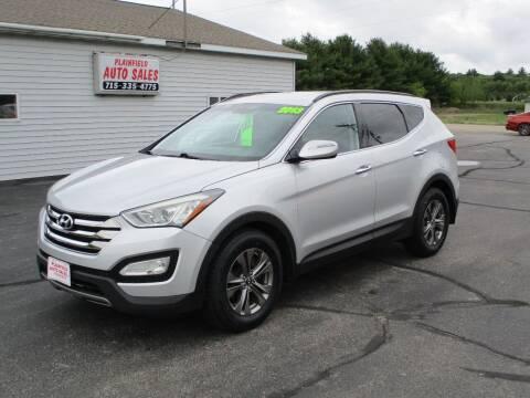 2013 Hyundai Santa Fe Sport for sale at Plainfield Auto Sales, LLC in Plainfield WI