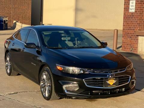 2016 Chevrolet Malibu for sale at Effect Auto Center in Omaha NE