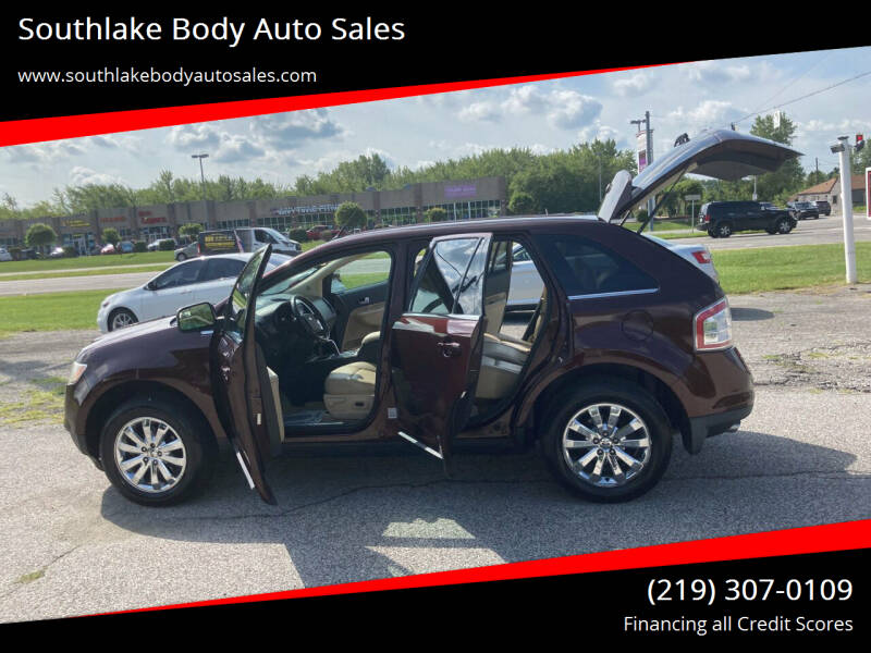 2010 Ford Edge for sale at Southlake Body Auto Sales in Merrillville IN