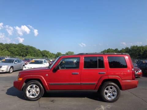2006 Jeep Commander for sale at CARS PLUS CREDIT in Independence MO