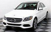 2016 Mercedes-Benz C-Class for sale at Best Wheels Imports in Johnston RI