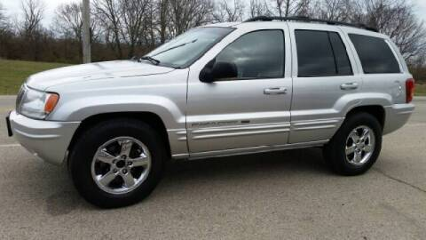 2003 Jeep Grand Cherokee for sale at Superior Auto Sales in Miamisburg OH