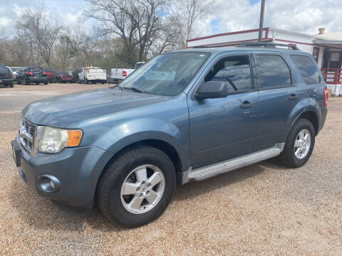2010 Ford Escape for sale at M & M Motors in Angleton TX