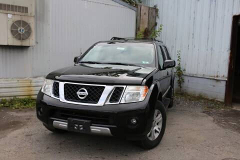 2008 Nissan Pathfinder for sale at Philadelphia Public Auto Auction in Philadelphia PA