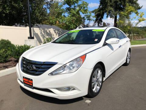 2011 Hyundai Sonata for sale at Matthews Motors LLC in Auburn WA