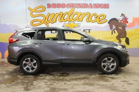 2017 Honda CR-V for sale at Sundance Chevrolet in Grand Ledge MI