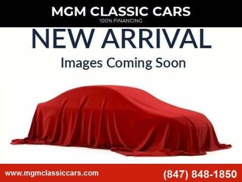1979 Chevrolet Corvette for sale at MGM CLASSIC CARS in Addison, IL