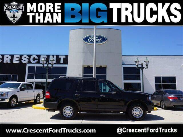 2016 Ford Expedition for sale at Crescent Ford in Harahan LA