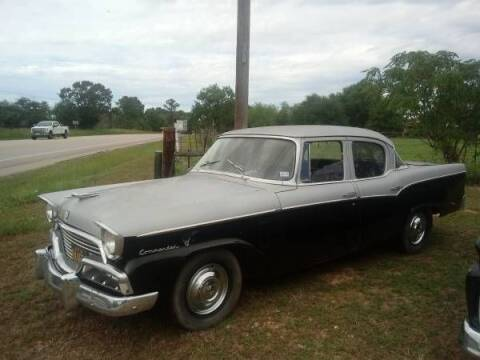 1956 Studebaker Commander for sale at Classic Car Deals in Cadillac MI