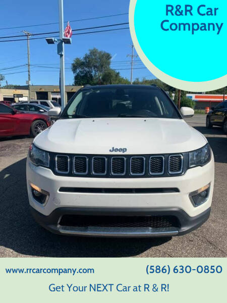 2018 Jeep Compass for sale at R&R Car Company in Mount Clemens MI