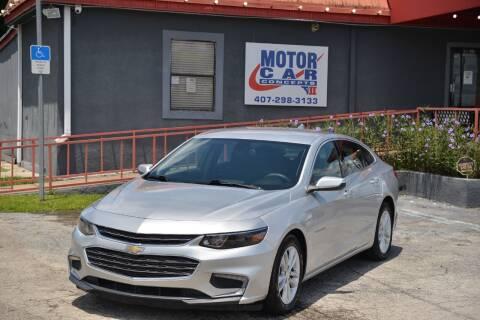 2018 Chevrolet Malibu for sale at Motor Car Concepts II - Kirkman Location in Orlando FL