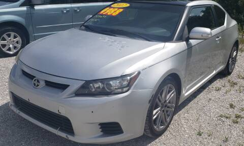 2008 Scion tC for sale at COOPER AUTO SALES in Oneida TN
