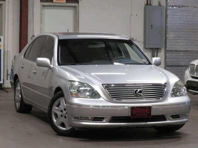 2004 Lexus LS 430 for sale at CarPlex in Manassas VA