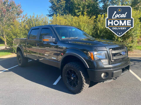 2013 Ford F-150 for sale at Premier Auto Solutions & Sales in Quinton VA
