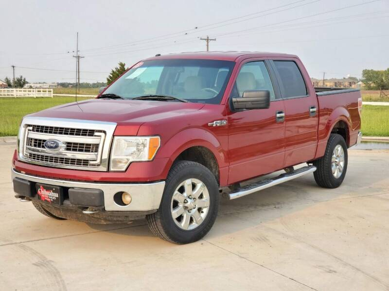 2013 Ford F-150 for sale at Chihuahua Auto Sales in Perryton TX