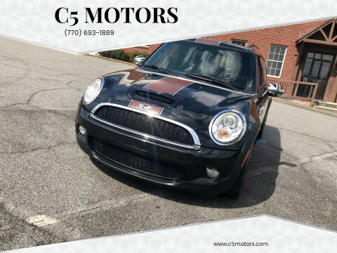 2010 MINI Cooper Clubman for sale at C5 Motors in Marietta GA