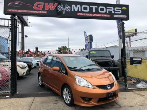 2009 Honda Fit for sale at GW MOTORS in Newark NJ