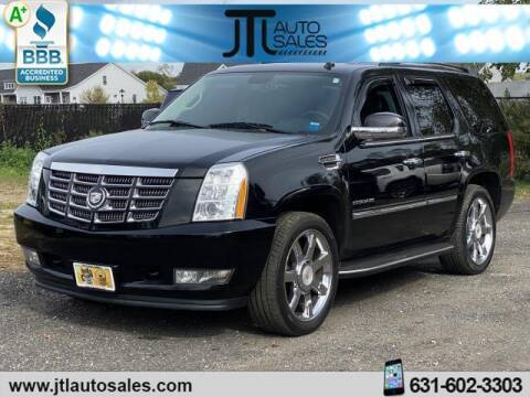 2010 Cadillac Escalade for sale at JTL Auto Inc in Selden NY
