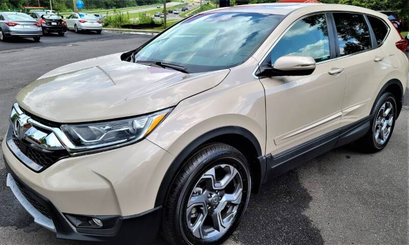 2019 Honda CR-V for sale at AMG Automotive Group in Cumming GA