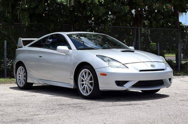 2003 Toyota Celica for sale in Hollywood, FL