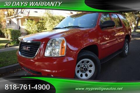 2009 GMC Yukon for sale at Prestige Auto Sports Inc in North Hollywood CA