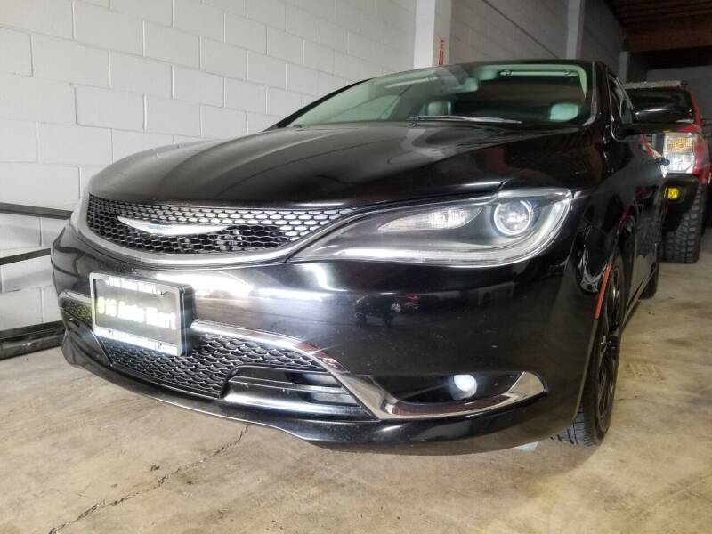 2015 Chrysler 200 for sale at 916 Auto Mart ONLY $399 DOWN!!!* in Sacramento CA