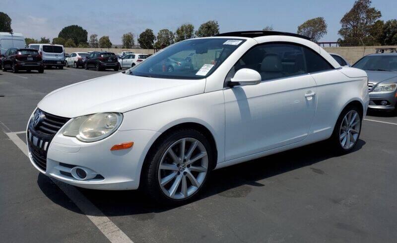 2007 Volkswagen Eos for sale in Ontario, CA