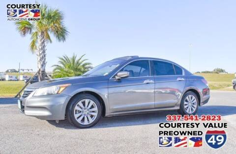 2011 Honda Accord for sale at Courtesy Value Pre-Owned I-49 in Lafayette LA