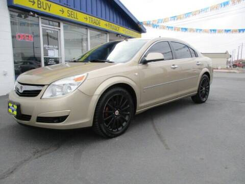2007 Saturn Aura for sale at Affordable Auto Rental & Sales in Spokane Valley WA