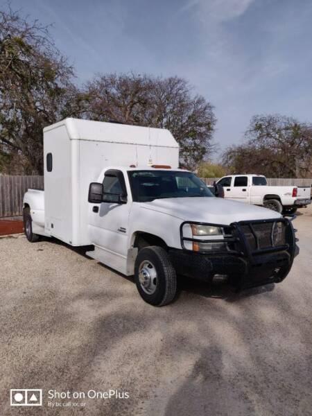 2006 Chevrolet Silverado 3500 for sale at Texas RV Trader in Cresson TX