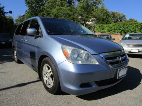 2006 Honda Odyssey for sale at Direct Auto Access in Germantown MD