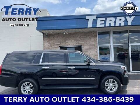 2019 Chevrolet Suburban for sale at Terry Auto Outlet in Lynchburg VA
