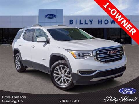2017 GMC Acadia for sale at BILLY HOWELL FORD LINCOLN in Cumming GA