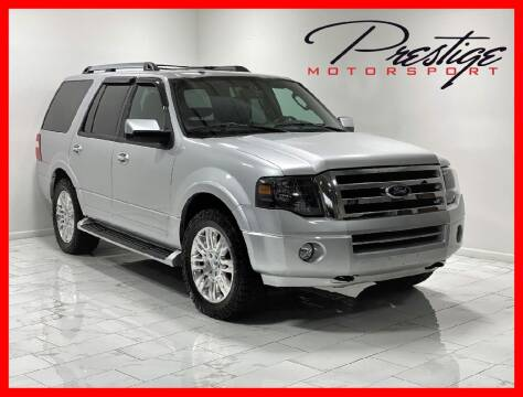 2013 Ford Expedition for sale at Prestige Motorsport in Rancho Cordova CA